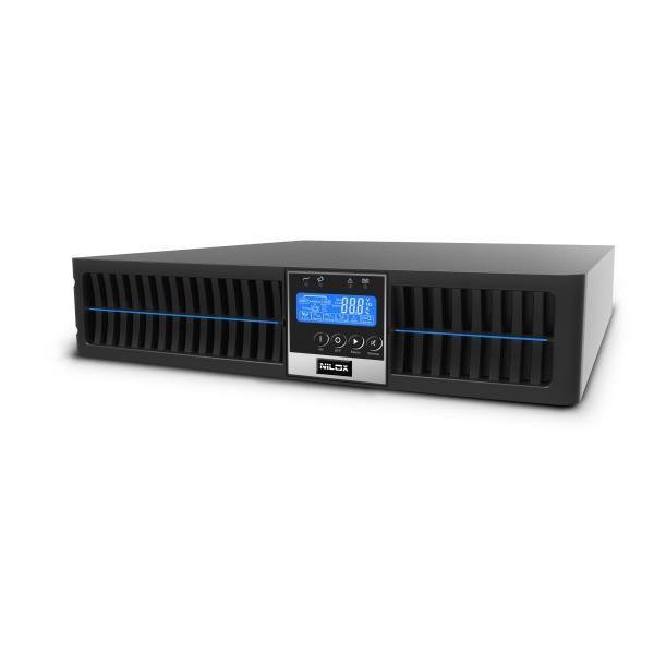 SAI NILOX UPS ONLINE PRO LCD 2000VA/1800W
