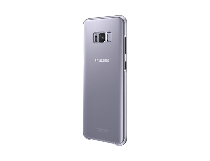 CARCASA-SAMSUNG-S8-CLEAR-COVER-VIOLET