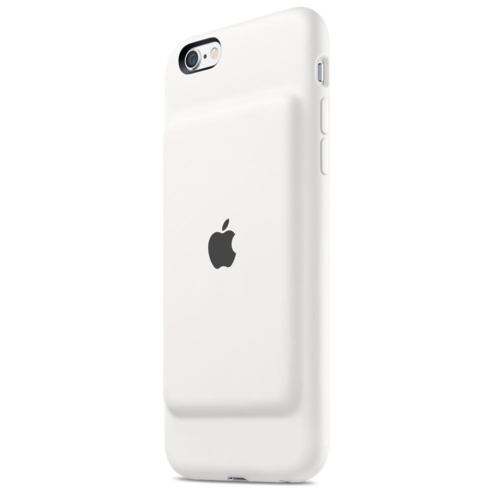 CARCASA-APPLE-IPHONE-6-BATTERY-CASE-WHITE