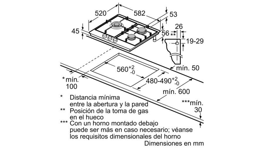 PLACA-INDEPENDI-A-GAS-BALAY-3ETX663MB-60CM-3-GAS-INOX