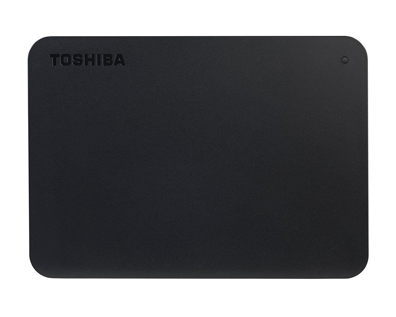 DISCO DURO  TOSHIBA HDTB410EK3AA CANVIO BASICS 2.5 1TB BLACK