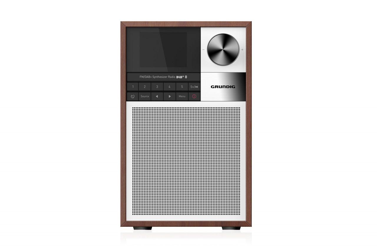 RADIO-GRUNDIG-WTR2000BT-GRR3350-WTR-2000-BT-MADERA-PLATA-DIGITIAL-5W-RMS-CONE