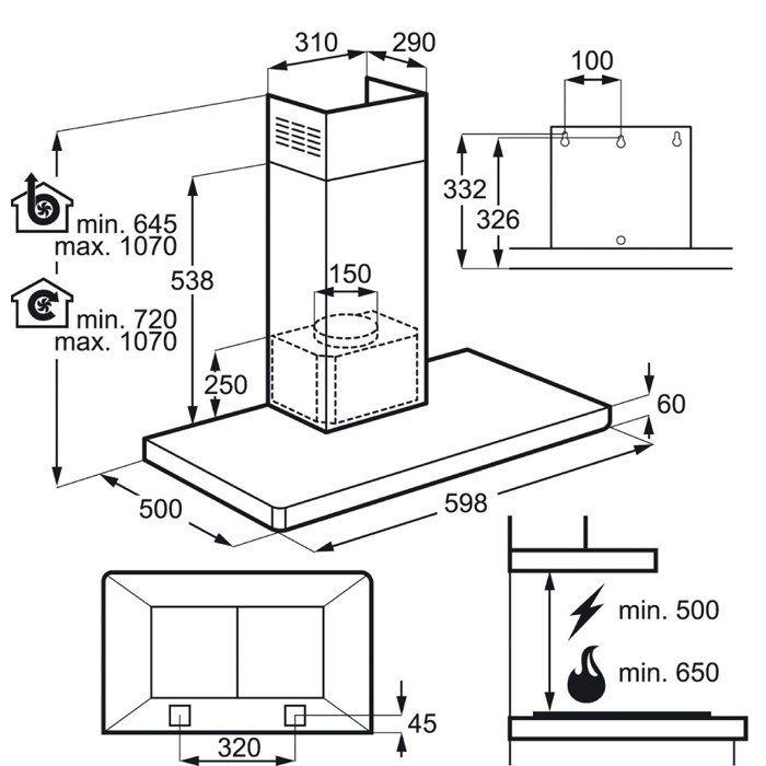 CAMPANA-DECORATIVA-PARED-ELECTROLUX-EFB60463OX-60CM-INOX